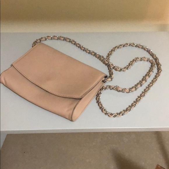 Forever 21 Handbags - Nude Crossbody forever21